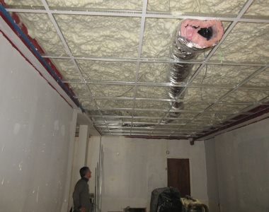 Injection Foam Insulation Contractors in NY | Brooklyn, NY